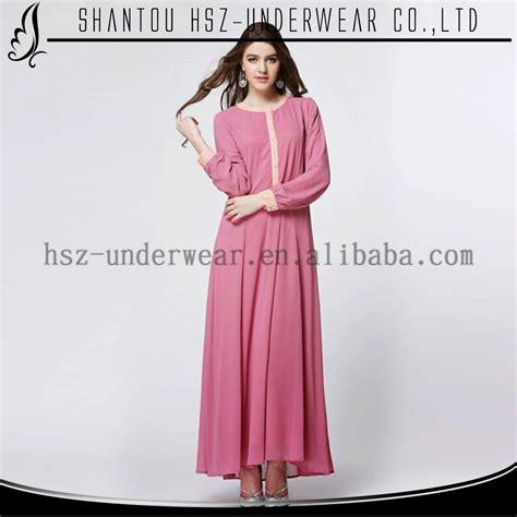 Dress Muslim Maxi Dress Wanita Fissela md a007 muslim grosir turkish desain elegan wanita muslim