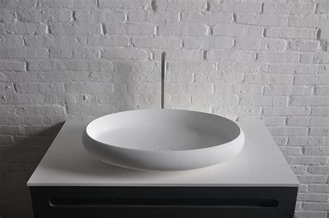 corian waschtischplatte preis aufsatzwaschbecken solidego in steinguss weiss matt wie