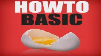 Howtobasic The Truth Of Howtobasic Youtube
