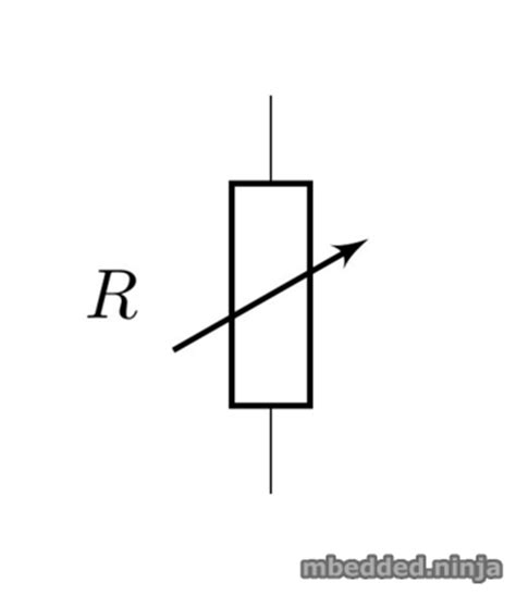 schematic symbol for variable resistor pics for gt variable resistor circuit symbol