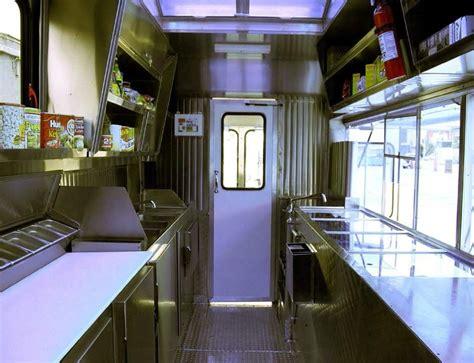 food truck interior design food truck interior pinteres