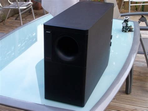 bose acoustimass  series  home theater surround speaker