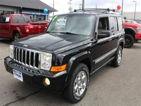 how to sell used cars 2007 jeep commander free book repair manuals 2007 jeep commander limited for sale 231 used cars from 6 675