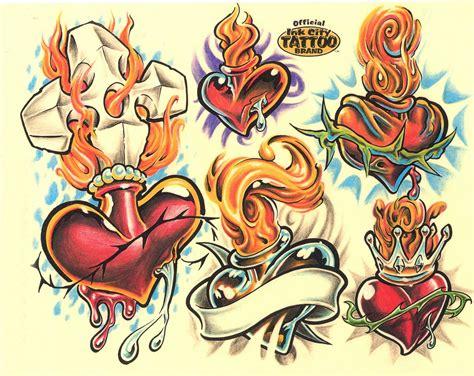 tattoo old school fire tattoo or die arte no corpo coloridas