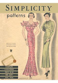 simplicity pattern company history simplicity creative group simplicity poster vintage 1930 s