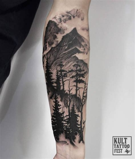 tree half sleeve tattoo 25 best ideas about forest sleeve on