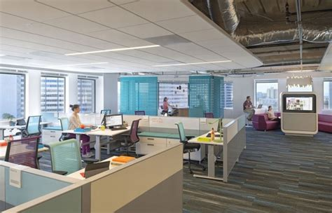 tech office design kaiser permanente information technology office by