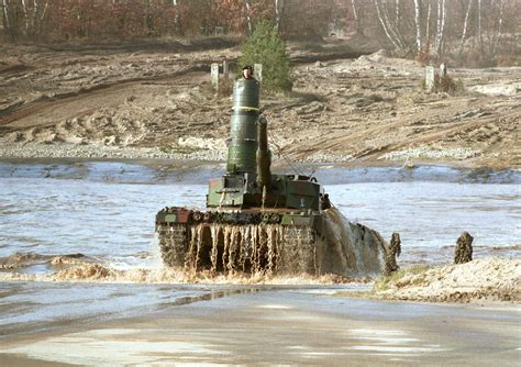 Water Panther 2 3 the german leopard 2a4 tank export models