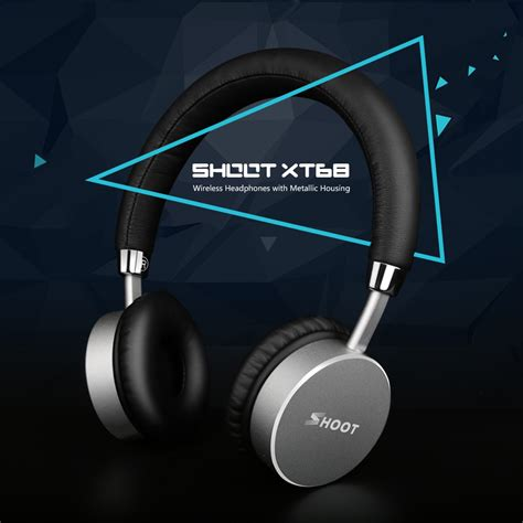 Headset Xiomi Stereo Hf Xiomi Diskon shoot wireless bluetooth headphones with microphone dynamic stereo headset for iphone xiaomi