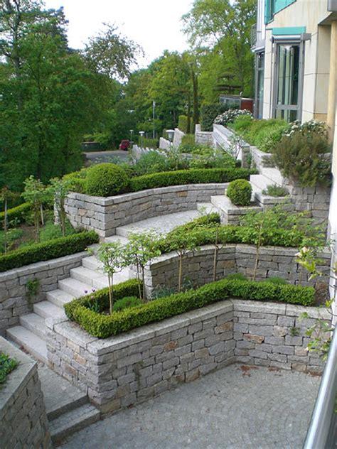 Gartengestaltung Hanglage by Bilder Gartengestaltung Hanglage M 246 Belideen