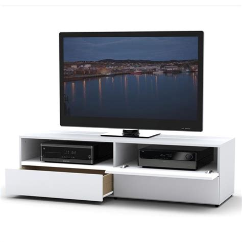 Patio Door Awnings 60 Tv Stand In White 223103