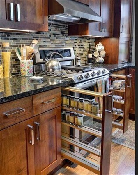 small kitchen organizing ideas wooden shelves click 17 best images about kitchen ideas on pinterest