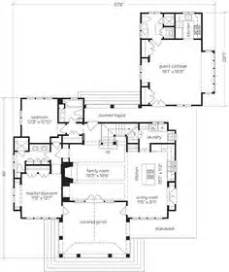 house plans with attached guest house 1000 images about architecture floor plans on