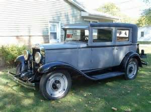 1930 Chevrolet Sedan For Sale 1930 Chevrolet 4 Door Sedan With Landau Top For Sale In