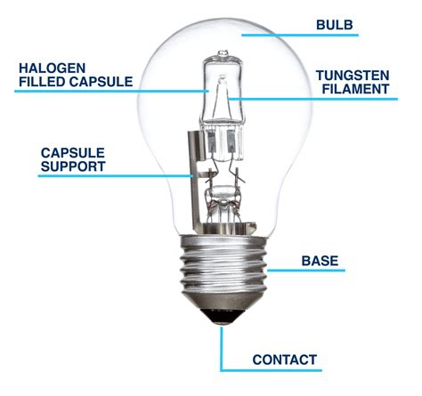 halogen work l bulbs guide to buying halogen light bulbs the lightbulb co