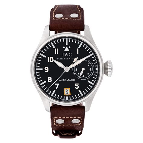 best iwc watches iwc big pilot iw5002 stainless steel world s best