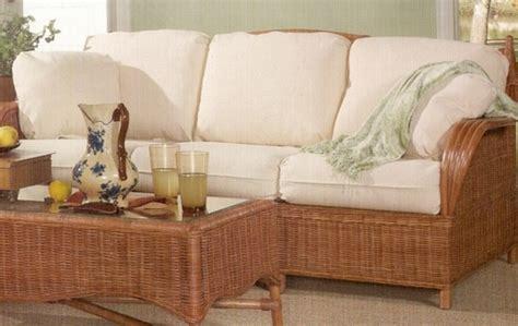 wicker sofa sleeper rattan sleeper sofa siesta key