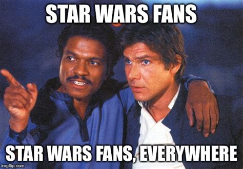 Lando Calrissian Meme - lando calrissian imgflip