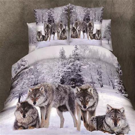 king size bettdecke kaufen gro 223 handel wolf druck bettw 228 sche aus china