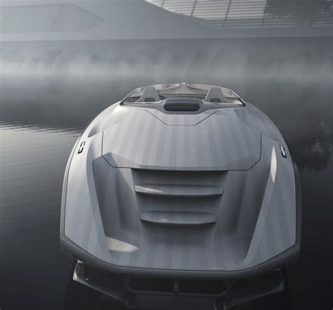 peugeot design lab yacht peugeot design lab powerboat concept transportation