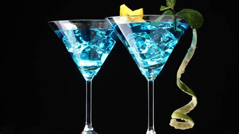 blue cocktails cocktails in love loving cocktails