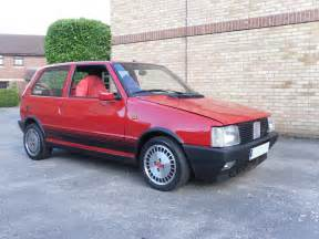 Fiat Uno Turbo Ie For Sale File Uk Registered Fiat Uno Turbo I E 1988 Jpg