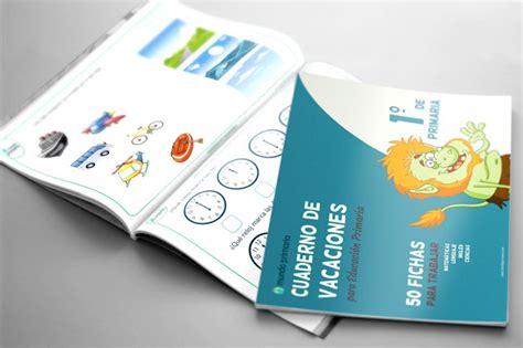 8 cuadernos de vacaciones para imprimir infantil y primaria