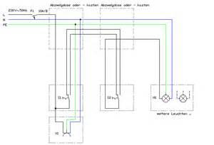 wechselschaltung le steckdose an wechselschaltung anschliessen elektricks