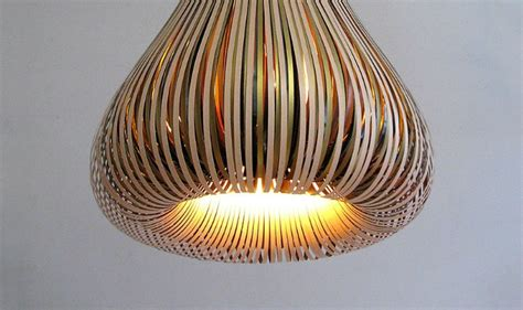 Handmade Lighting - bulbous paper ls by paula arntzen hang like glowing