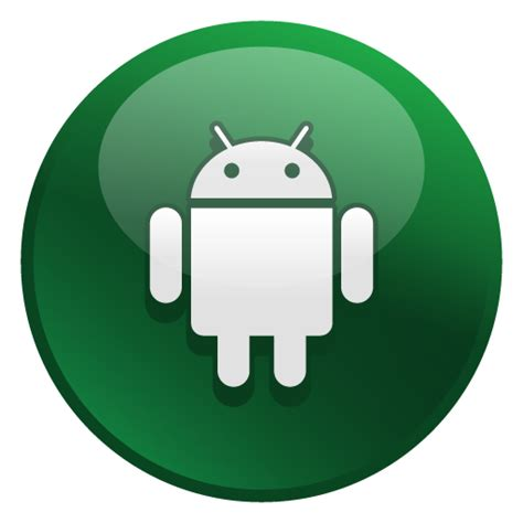 android icon android icon glossy social iconset social media icons