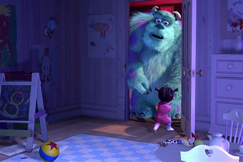 the disney pixar monsters universitytoy story zone also acts as a every pixar easter egg you need to look for in the good