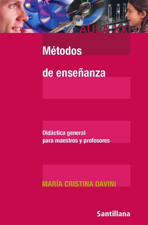 didactica para maestro by mauricio sanchez issuu m 233 todos de ense 241 anza by mar 237 a candelaria pagella issuu