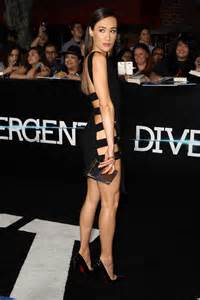 Maggie Q Legs maggie q wore this to divergent :: fooyoh entertainment Q Bubble Letter