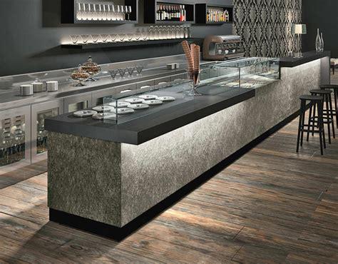 materiale corian il corian per l arredo di un banco bar moderno dbanchibar