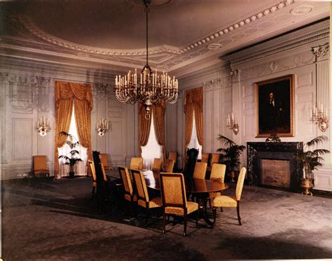 white house dining room file white house state dining room 07 15 1952 jpg