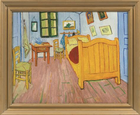 vincent gogh s the bedroom at the fairmont pacific