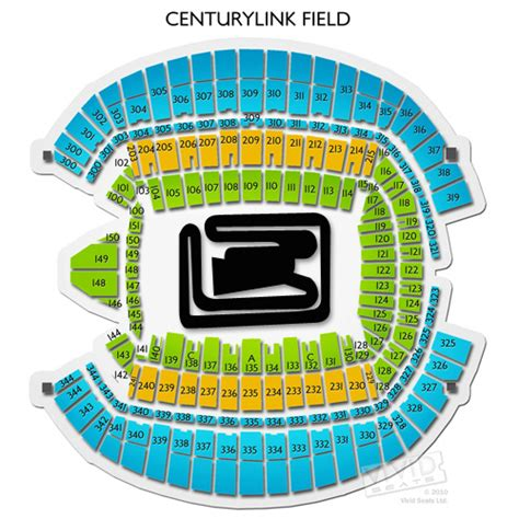 centurylink field map centurylink field tickets and information seating charts for centurylink field