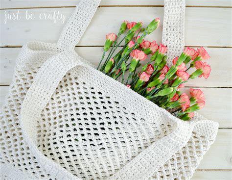 crochet market bag pattern pinterest crochet farmer s market bag pattern free pattern by just
