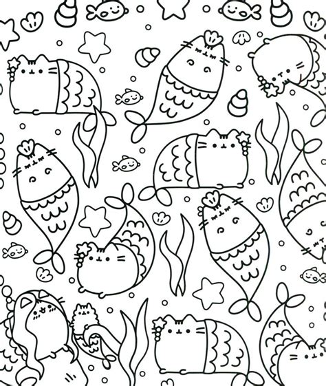 deb s doodle do coloring book two books the 25 best ideas about pusheen the cat book on