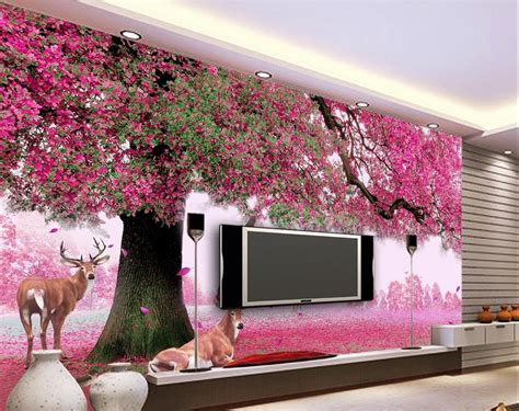 3d Wall Designs Bedroom Get Cheap Wallpaper Designs Aliexpress Alibaba