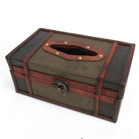 Box Tissue Mobil 8 trunk style tissue box