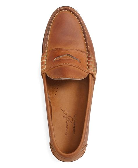 beefroll loafer brothers rancourt co beef roll loafers in