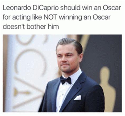 Leonardo Oscar Meme - leo oscar meme kappit