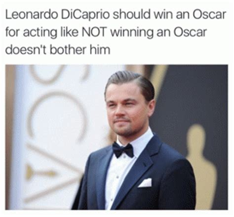Dicaprio Oscar Meme - leo oscar meme kappit