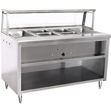 what is a steam table est108 108 quot steam table 8 electric kitchenall