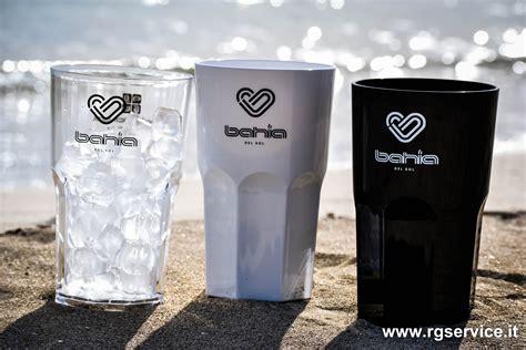 bicchieri personalizzati plastica maxi bicchiere plastica personalizzato r g service
