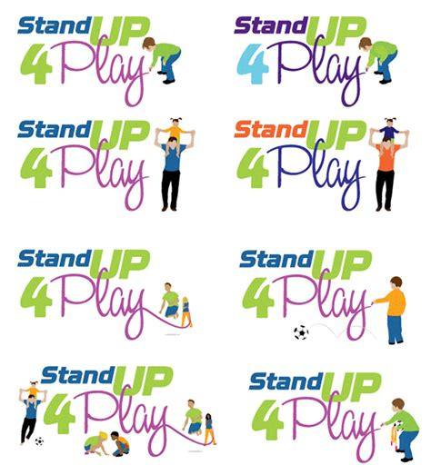 Len Seilsystem by Stand Up Play Logo On Behance