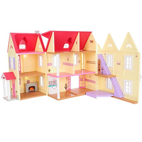 toys r us doll house you me happy together dollhouse pink dollhouse toys and toy