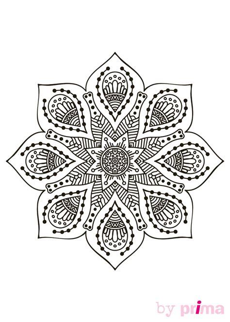 Motifs Orientaux à Imprimer by Mandalas 224 Imprimer Des Rosaces Faciles 224 Colorier