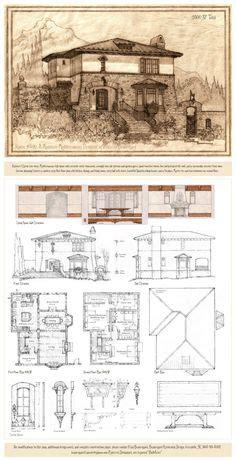 1879 print victorian house architectural design floor 1873 print house home architectural design floor plans